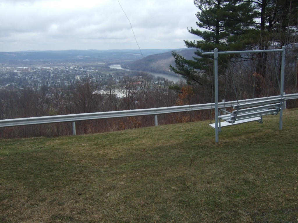 View from Roundtop