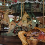 Carousel Cat with Fish