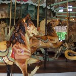 Duchess Carousel in Ontario Beach Park