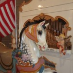 Carousel and Stinson Pipe Organ
