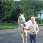 Donna and Lady - Aug 2009 (29 years old)