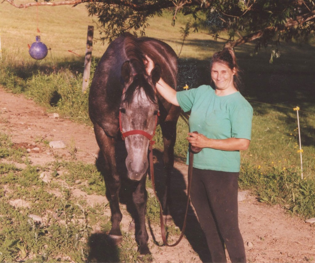 Anne and Shadow 2007