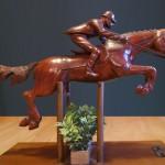 Hunt Jumper with Rider
