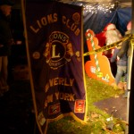 Lion's Club host Santa