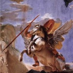 The Force of Eloquence by Giovanni Tiepolo