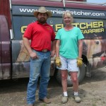Gene Fletcher and Deb Yoder