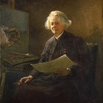 """Rosa Bonheur"" painted by Anna Elizabeth Klumpke (American, 1856–1942)"