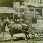 Bowen and Spencer Grocery and Bakery, Athens - photo courtesy of the Tioga Point Museum