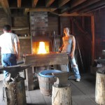 Jessica Conklin - Cooley Blacksmith Shop, Corning, NY
