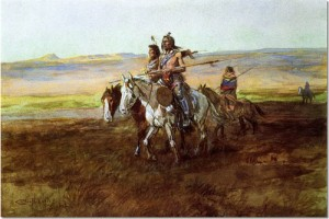 charles-marion-russell-indians-crossing-the-plains-1902[1]