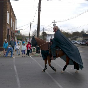 Another Ghoul on Horseback