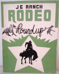 JE Rodeo Program